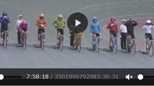 KEIRIN.JPのレース映像について